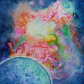 Orion Nebula by Janet Immordino