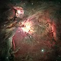 Space Hollywood - Orion Nebula by Marianna Mills
