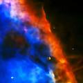 Orion Nebula Rim by Jennifer Rondinelli Reilly - Fine Art Photography