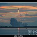 Orion Test Flight by Jeffrey Wills