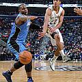 Orlando Magic V New Orleans Pelicans by Layne Murdoch Jr.