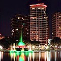 Orlando Panorama by Frozen in Time Fine Art Photography