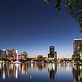 Orlando Skyline by Domenik Studer