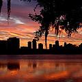 Orlando Sunrise by Frank Selvage