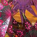 Ornamented Stars by Rosita Larsson
