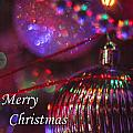 Ornaments-2054-merrychristmas by Gary Gingrich Galleries