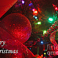 Ornaments-2107-merrychristmas by Gary Gingrich Galleries