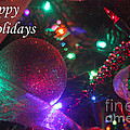 Ornaments-2130-happyholidays by Gary Gingrich Galleries