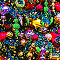 Ornaments by Mike Nellums