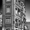 Ornate Apartment Block by Phil Darby