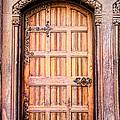 Ornate Door by Jim Pruett