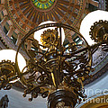 Ornate Lighting - Sprngfield Illinois Capitol