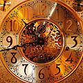 Ornate Timekeeper by Frozen in Time Fine Art Photography
