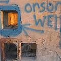 Orson Welles Depository Eleven Mile Corner Arizona 2004 by David Lee Guss