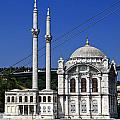 Ortakoy Mosque by Sally Weigand
