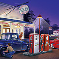 Oscar's General Store by Bruce Kaiser