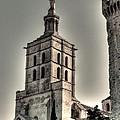 Notre-dame Des Doms Avignon France by Tom Prendergast