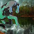 Otter Lake Phantom by Betsy Knapp