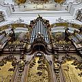 Ottobeuren Abbey Organ by Jenny Setchell