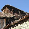 Ottoman Barns by Bob Phillips