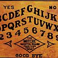 Ouija Board 1 by Tony Rubino