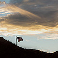 Our Flag Shall Prevail Over The Storm by Carolina Liechtenstein