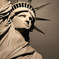 Our Lady Liberty by Dyle   Warren