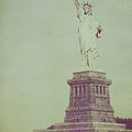 Our Lady Liberty by Margie Hurwich