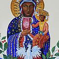 Our Lady Of Czestochowa by Barbara McMahon
