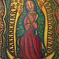 Our Lady Of Glistening Grace by Marie Howell Gallery