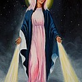 Our Lady Of Grace II by Lora Duguay