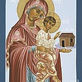 Our Lady Of Loretto 033 by William Hart McNichols