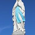 Our Lady Of Lourdes by Carol Groenen