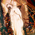 Our Lady Of Lourdes by Davy Cheng