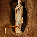 Our Lady Of Lourdes by Philip Ralley