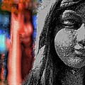 Our Lady Of Sorrows by Renee Marie Martinez