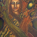 Our Lady Of The Shimmering Wildwood by Marie Howell Gallery