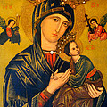 Our Mother Of Perpetual Help Rome by Jay Milo