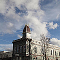 Our Town - Grants Pass In Old Town by Mick Anderson