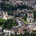 Ouro Preto Brazil 1 by Bob Christopher