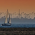 Out For A Sail by Ernie Echols