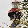 Out Of Focus Lighthouse by Jessica Brown