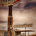 Out Of Gas by Priscilla Burgers
