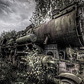 Out Of Steam by Nathan Wright
