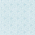 Out Of The Box Blue And White Pattern by Linda Woods