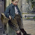 Out Of The Game by Henri Jules Jean Geoffroy