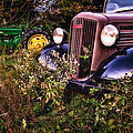 Out To Pasture by Jeff Sinon