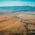 Outback Flinders Ranges by Ray Warren