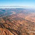 Outback Ranges by Ray Warren