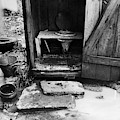 Outdoor Toilet, 1935 by Granger